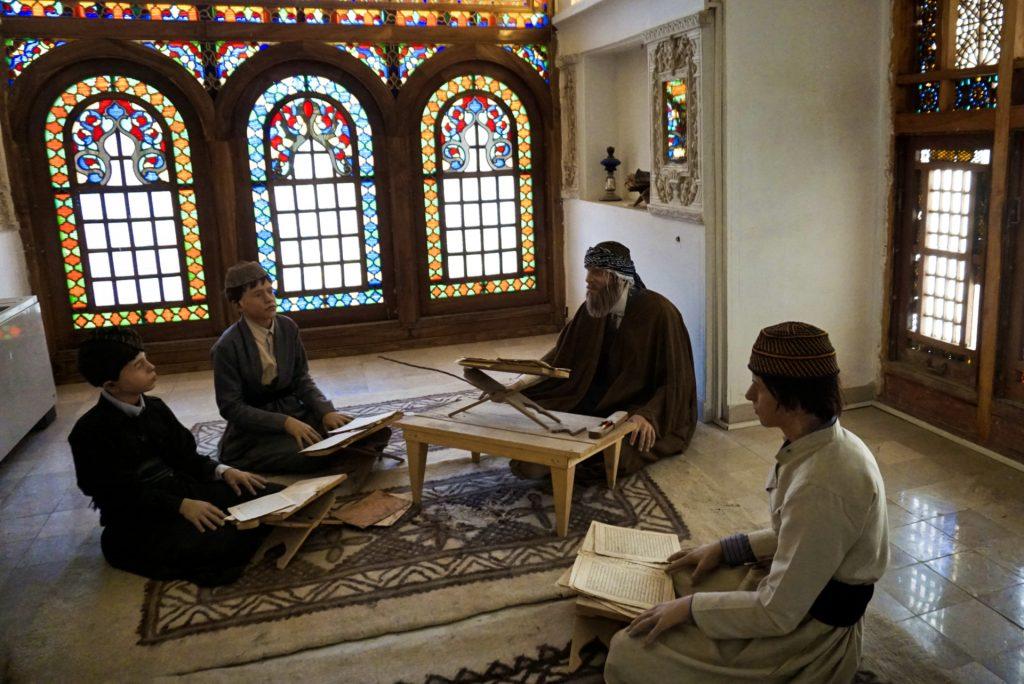 Asef Vaziri mansion, Sanandaj, Kurdistan, Iran