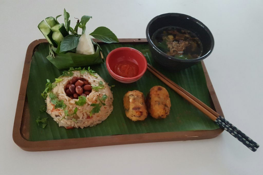 Chiang Mai, V Secret Street Food