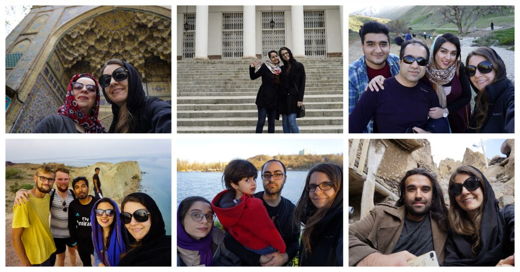 Friends in Iran