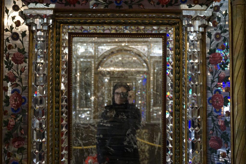 Golestan Palace, Mirror Hall, Tehran, Iran