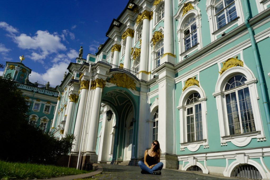 Hermitage - Winter Palace, Saint Petersburg – Experiencing the Globe