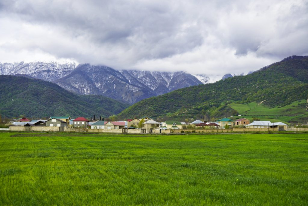 Ismailli, Azerbaijan