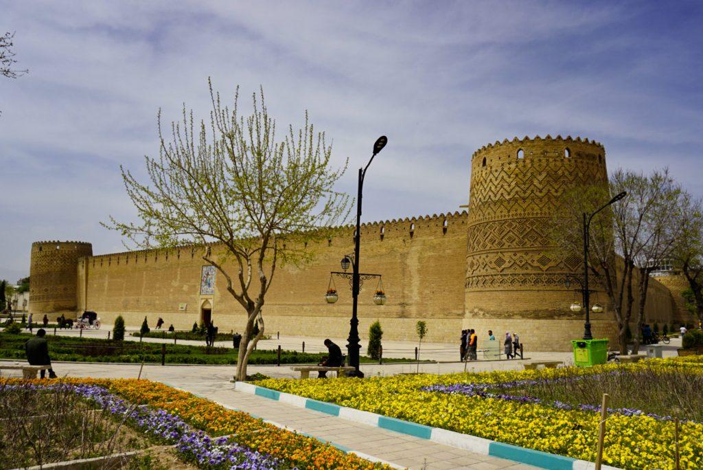 Karim Khan citadel, Shiraz, Iran