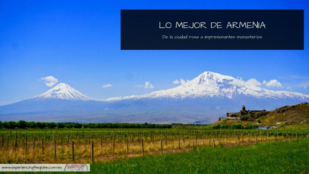 Lo mejor de Armenia