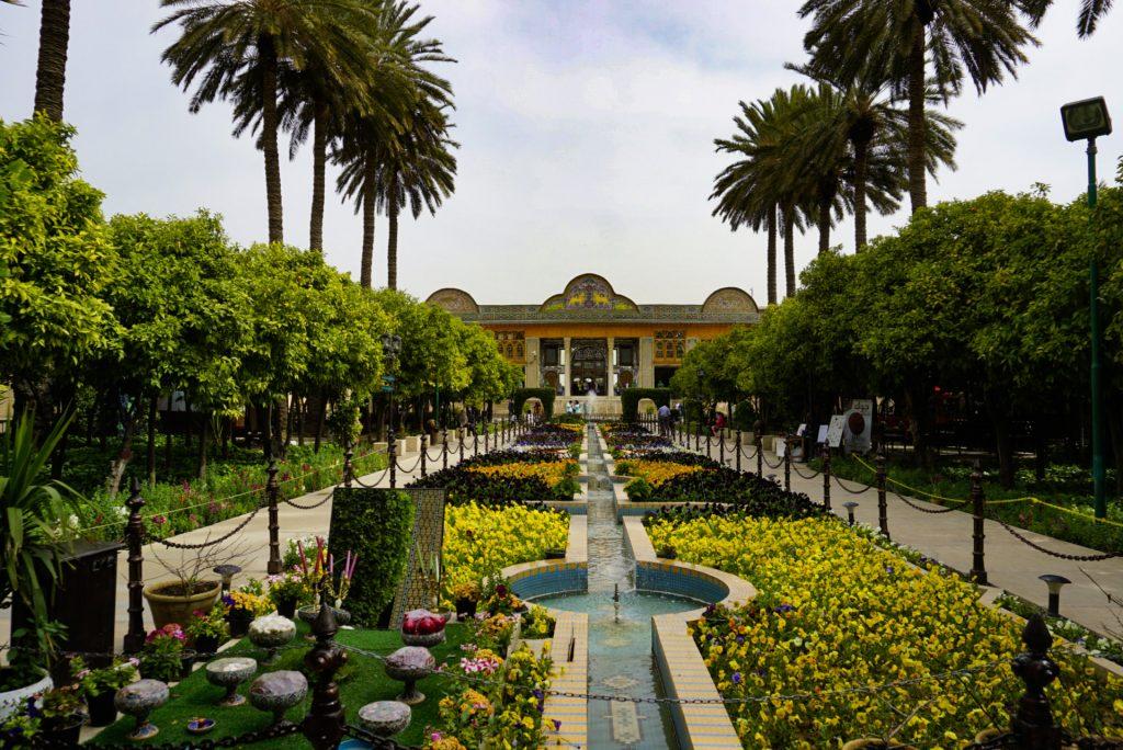 Naranjestan Qavam, Shiraz, Iran