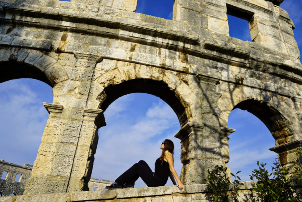Pula , Croatia – Experiencing the Globe
