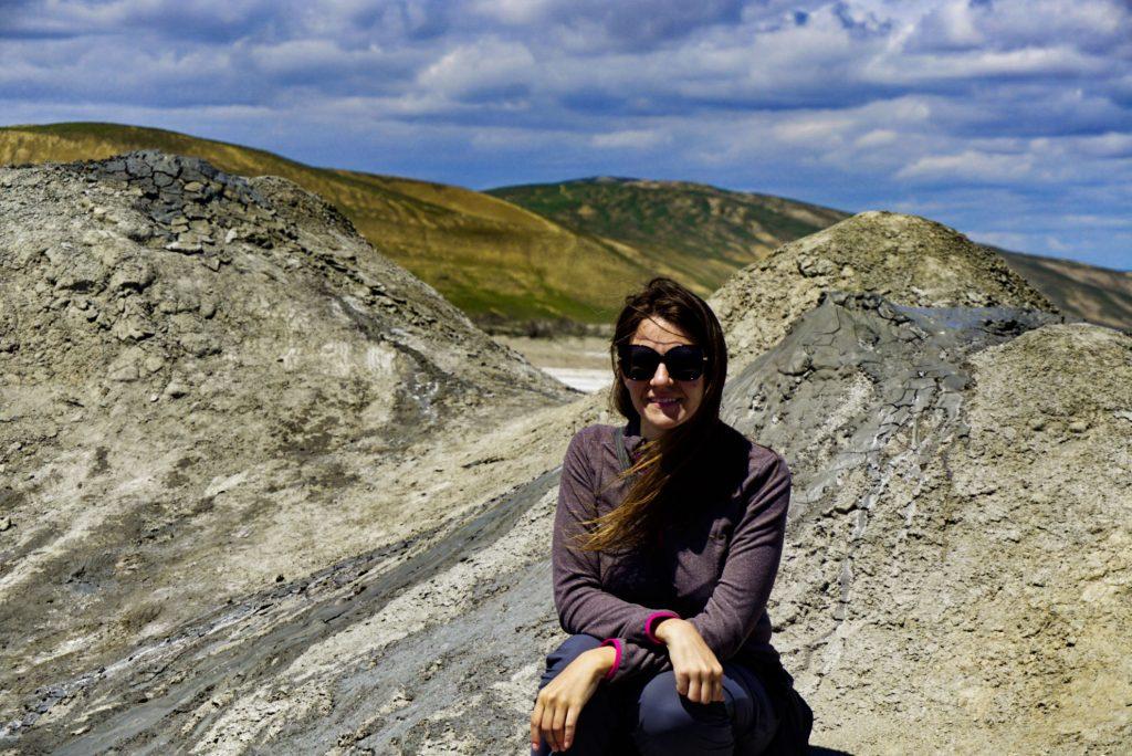 Qobustan mud volcanoes, Azerbaijan