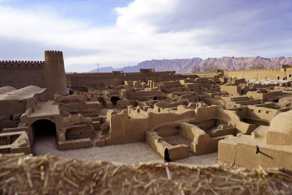 Rayen castle - Kerman Province, Iran