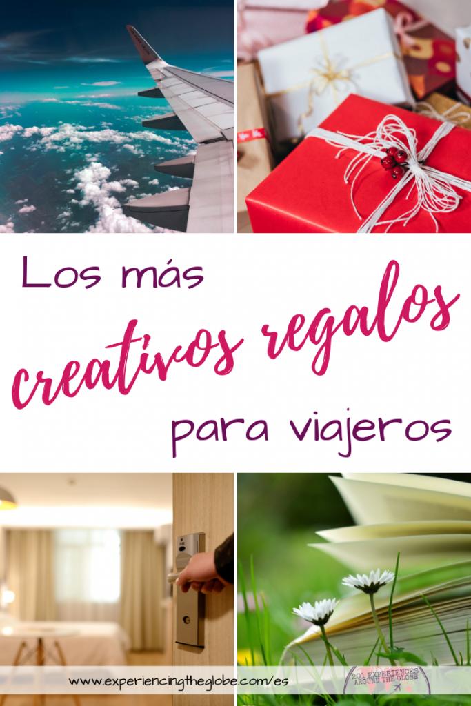 ¿Estás buscando los regalos más creativos para viajeros? En esta lista encontrarás las mejores ideas para hacerte feliz a ti mismo y a tus amigos viajeros – Experiencing the Globe #Wanderlust #RegalosParaViajeros #RegalosCreativos #LosMejoresRegalos #ObsequiosCreativos #LosMejoresObsequios