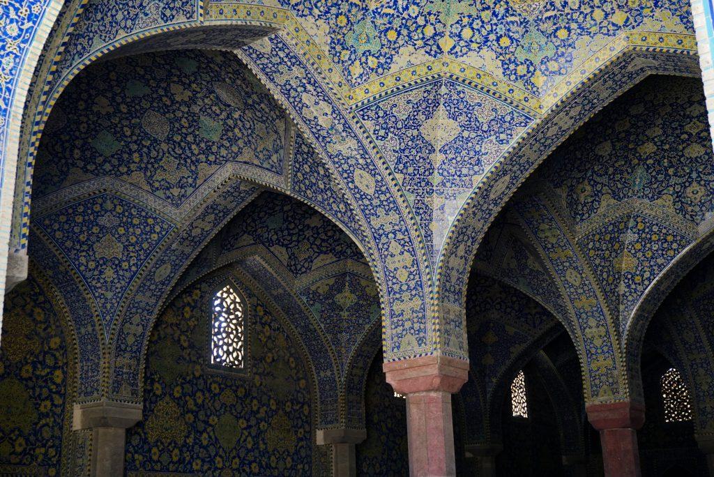 Shah mosque, Isfahan, Iran