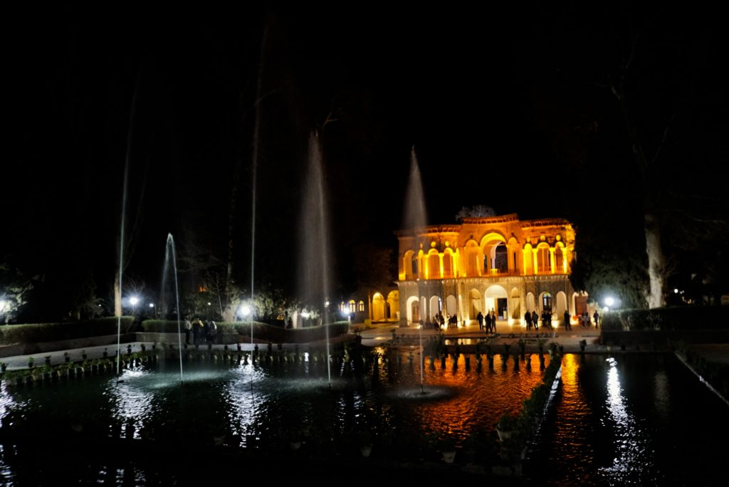 Shahzadeh garden, Mahan, Kerman province, Iran