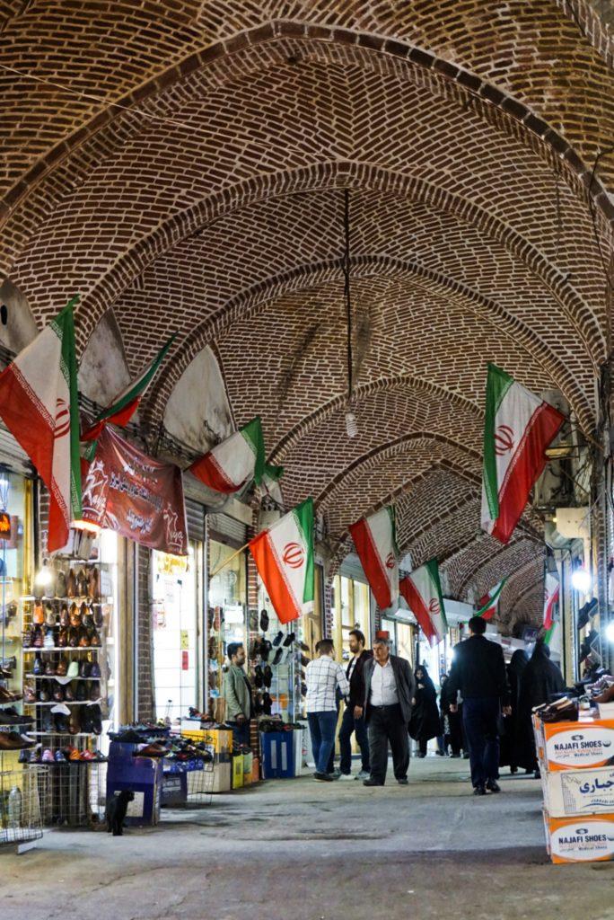 The Grand Bazaar, Tabriz, East Azerbaijan, Iran