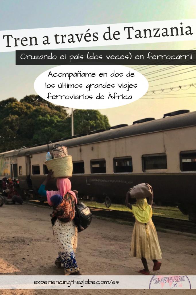 Todos a bordo de un recorrido y una aventura en la forma de un tren a través de Tanzania. Bueno, dos. Las Central Line y Tazara Railway me llevarán a través de más de 2000 km, desde Dar es Salaam a Mbeya, y desde Kigoma a Dar es Salaam en dos de los últimos grandes viajes ferroviarios de África, en una historia que te transportará mientras lees – Experiencing the Globe
