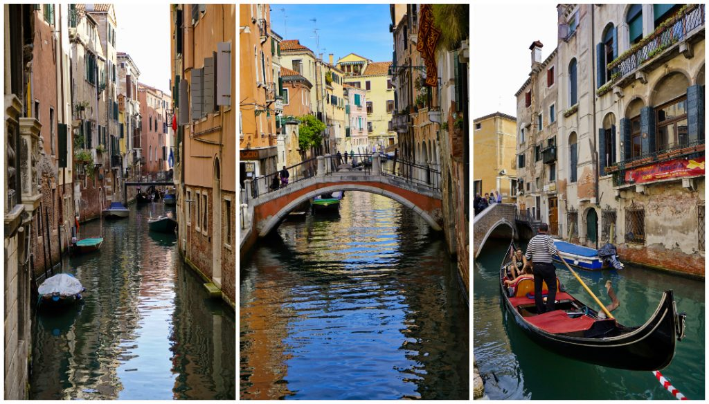 Venice canals, Italy – Experiencing the Globe