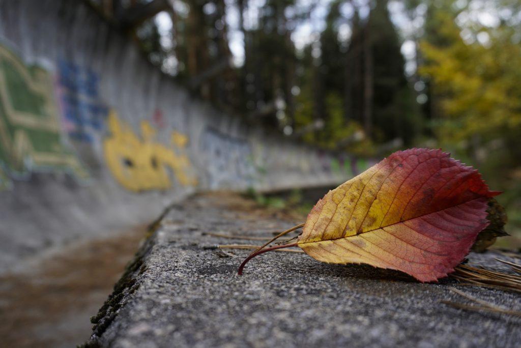 Abandoned venues of the Winter Olympics, Sarajevo, Bosnia and Herzegovina