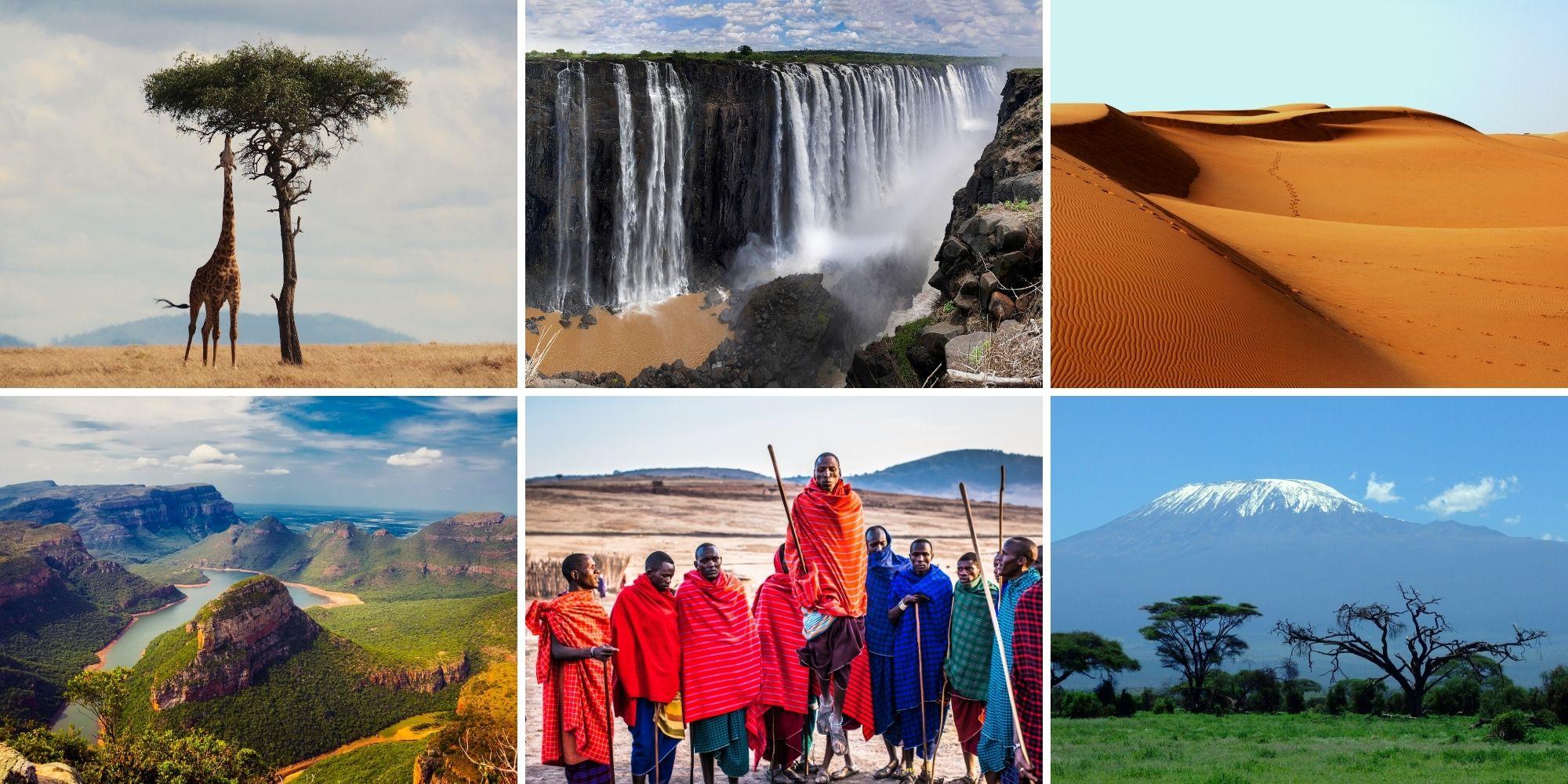 Africa's diversity
