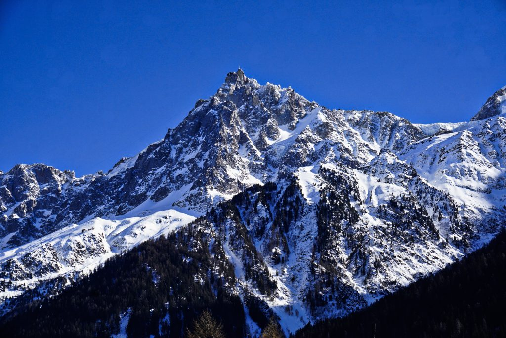 Aiguille du Midi – Experiencing the Globe