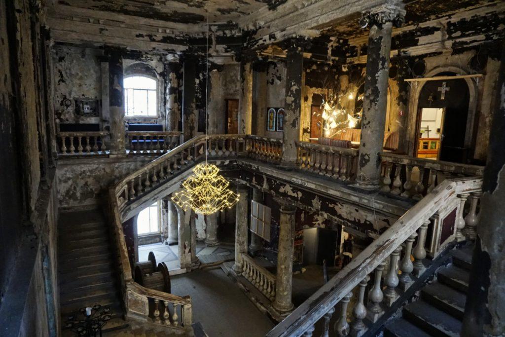 Annekirche, Saint Petersburg – Experiencing the Globe