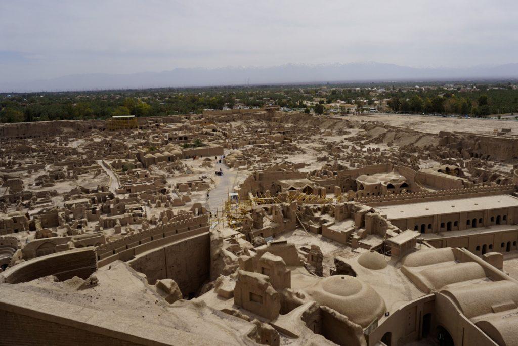 Bam citadel, Kerman Province, Iran – Experiencing the Globe
