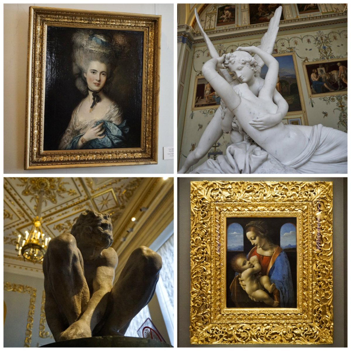 Art of the Hermitage, Saint Petersburg – Experiencing the Globe