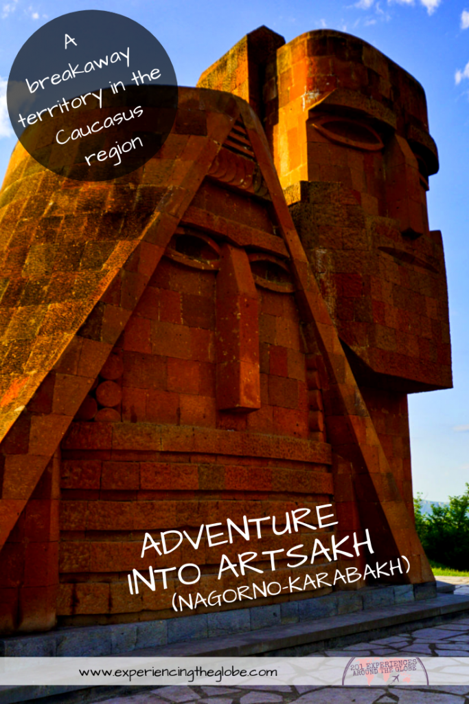 Armenia is associated with monasteries, and they are stunning, but the best of Armenia includes many more things to see and do: nature, history, art, to name a few. Even a breakaway territory! #Armenia #Caucasus #Monasteries #Yerevan #Artsakh #NagornoKarabakh #Stepanakert #WeAreOurMountains