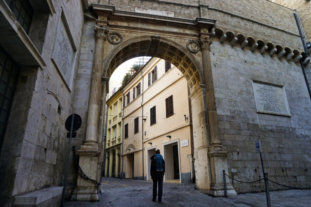Backpacking in Ancona, Italy – Experiencing the Globe