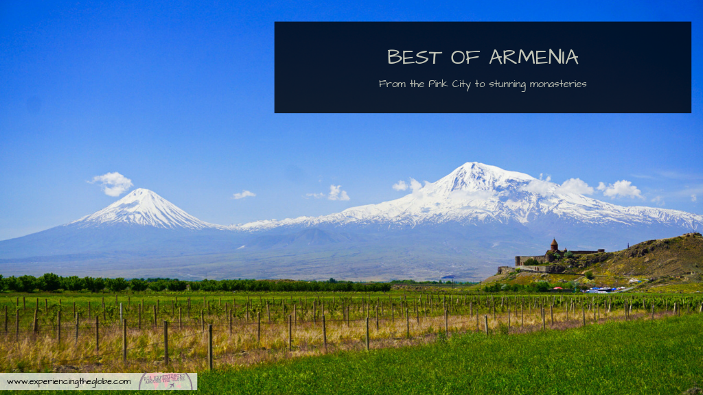 Armenia is associated with monasteries, and they are stunning, but the best of Armenia includes many more things to see and do: nature, history, art, to name a few #Armenia #Caucasus #Monasteries #Yerevan #SevanLake #Geghard #Garni #KhorVirap #Tatev #Artsakh #NagornoKarabakh