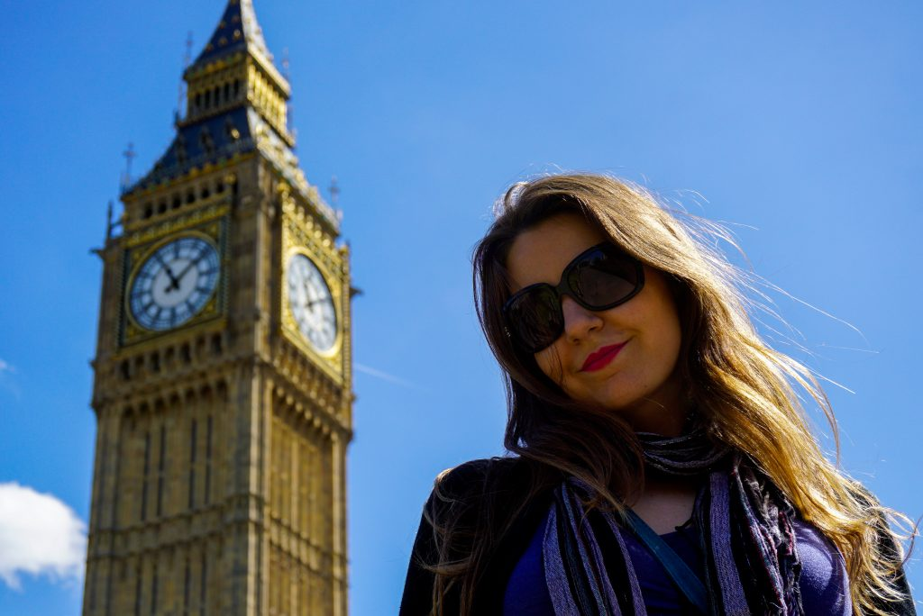 Big Ben, London - Experiencing the Globe