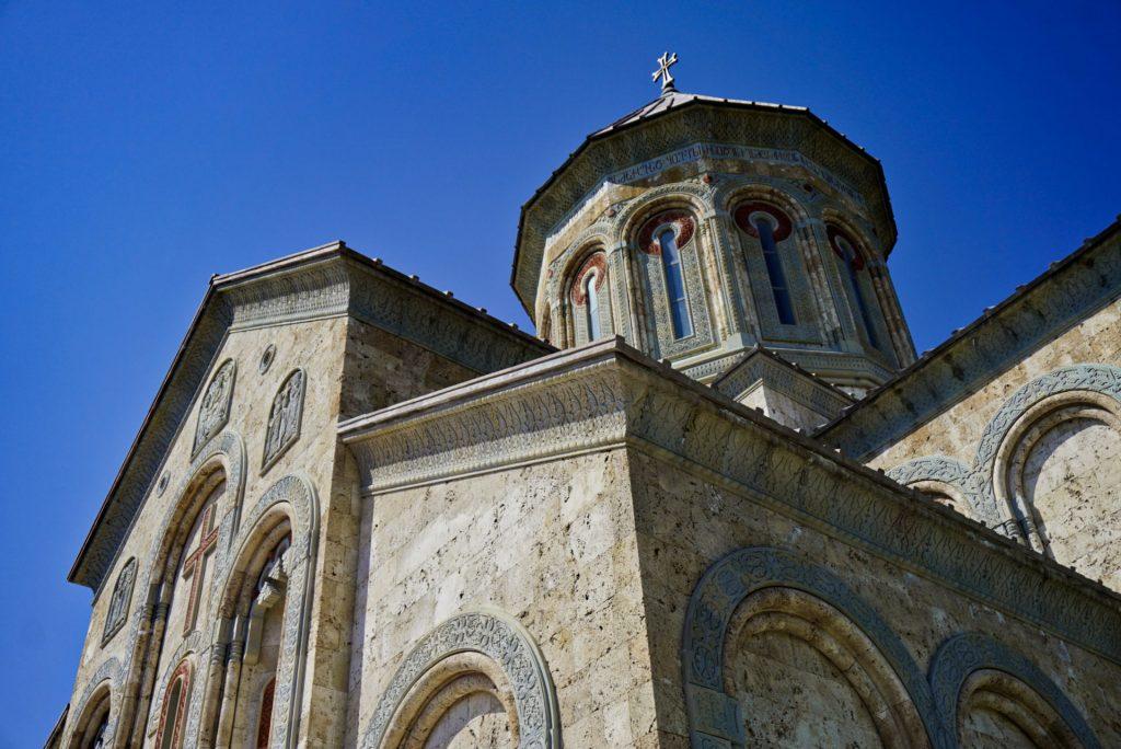 Bodbe Monastery, Kakheti, Georgia - Experiencing the Globe