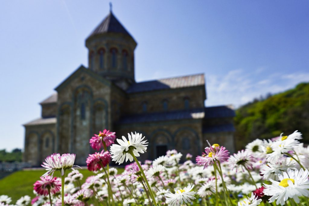 Bodbe monastery, Georgia