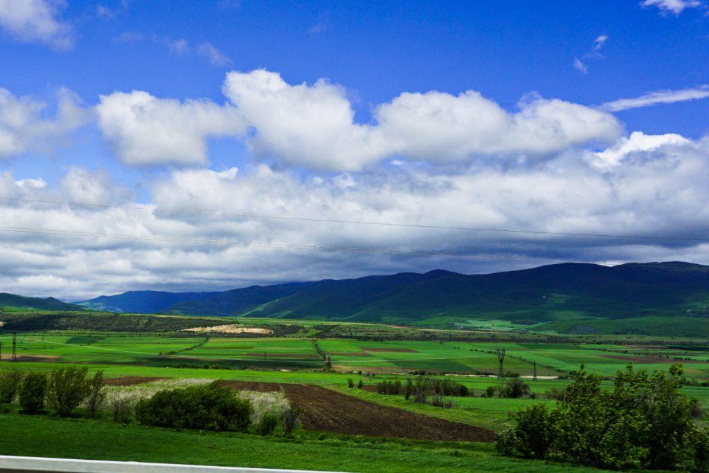 Border of South Ossetia, Georgia - Experiencing the Globe