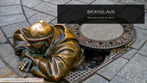 Buscar al 'Man at Work' en Bratislava