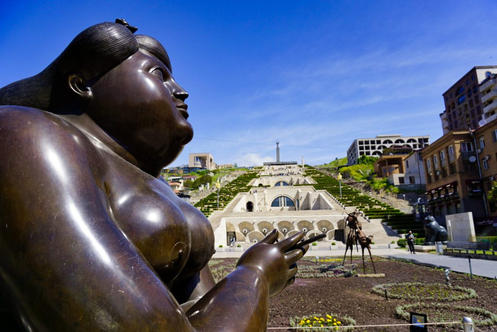 Cafesjian Center for the Arts, Yerevan, Armenia - Experiencing the Globe