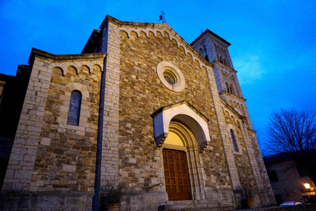 Castellina in Chianti - Experiencing the Globe