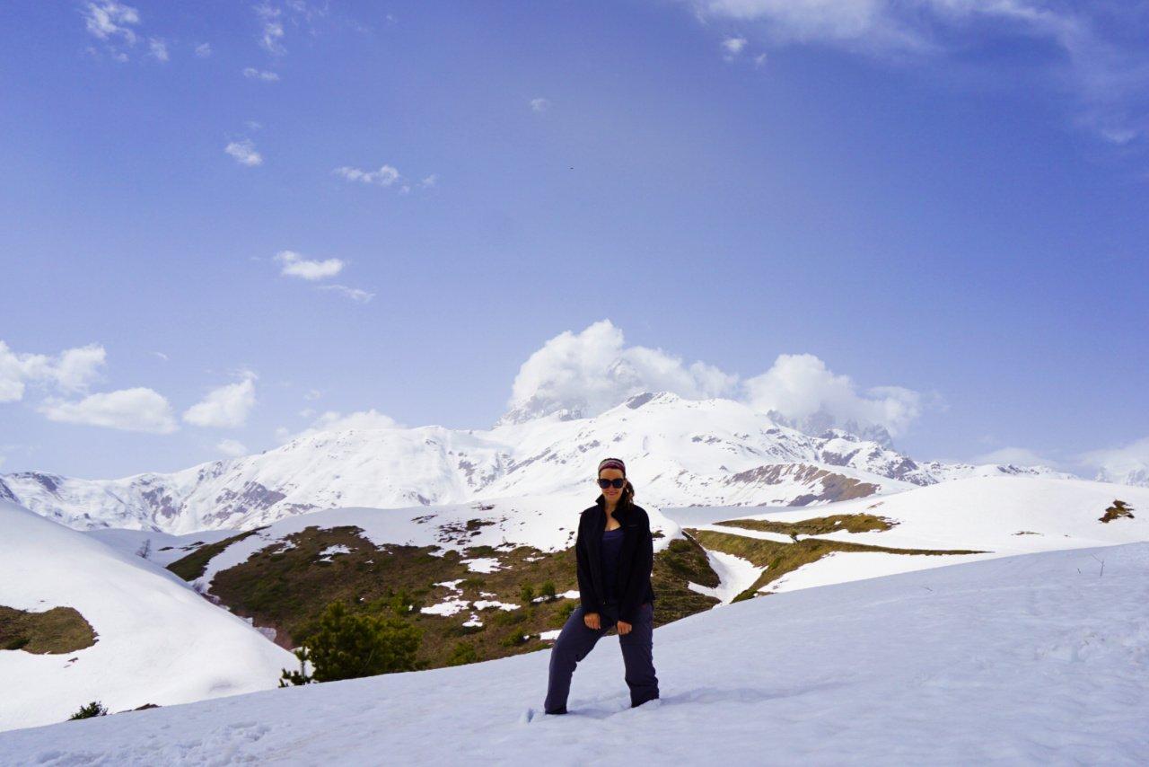 Caucasus mountains, Svaneti region, Mestia, Georgia - Experiencing the Globe