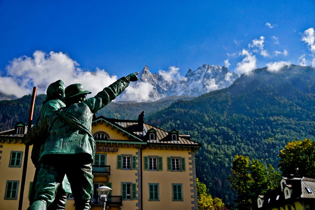 Chamonix, France – Experiencing the Globe