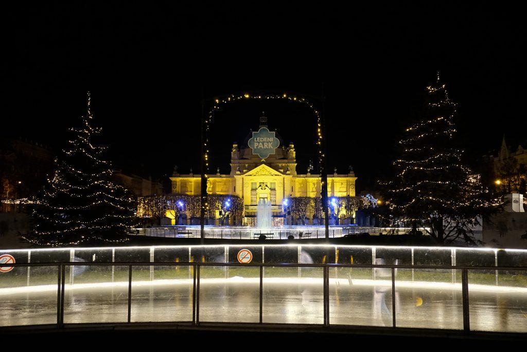 Christmas, Zagreb, Croatia