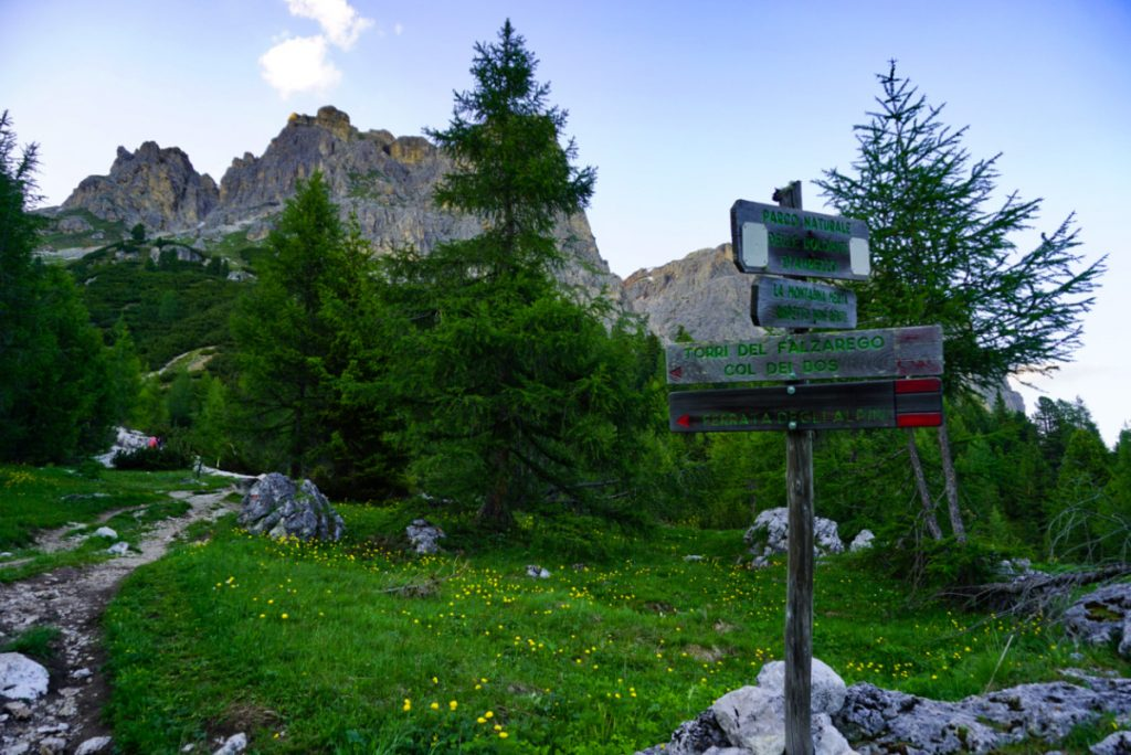 Col de Bois, Dolomites, Italy - Experiencing the Globe