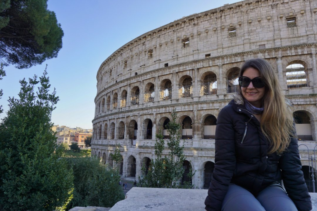 Colosseum, Rome – Experiencing the Globe