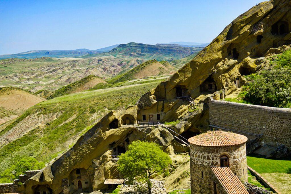 Davit Gareji monastery, Georgia