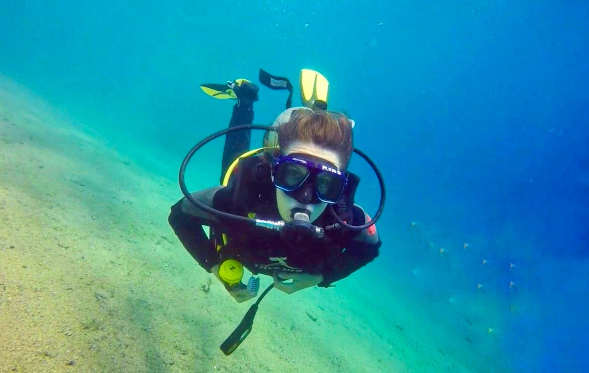 Diving in Dahab, Egypt - Experiencing the Globe