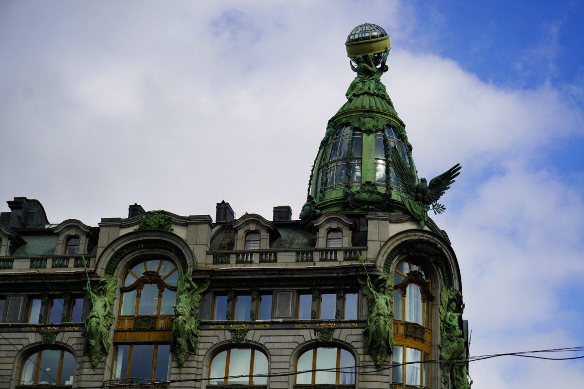 Dom Knigi, Saint Petersburg – Experiencing the Globe