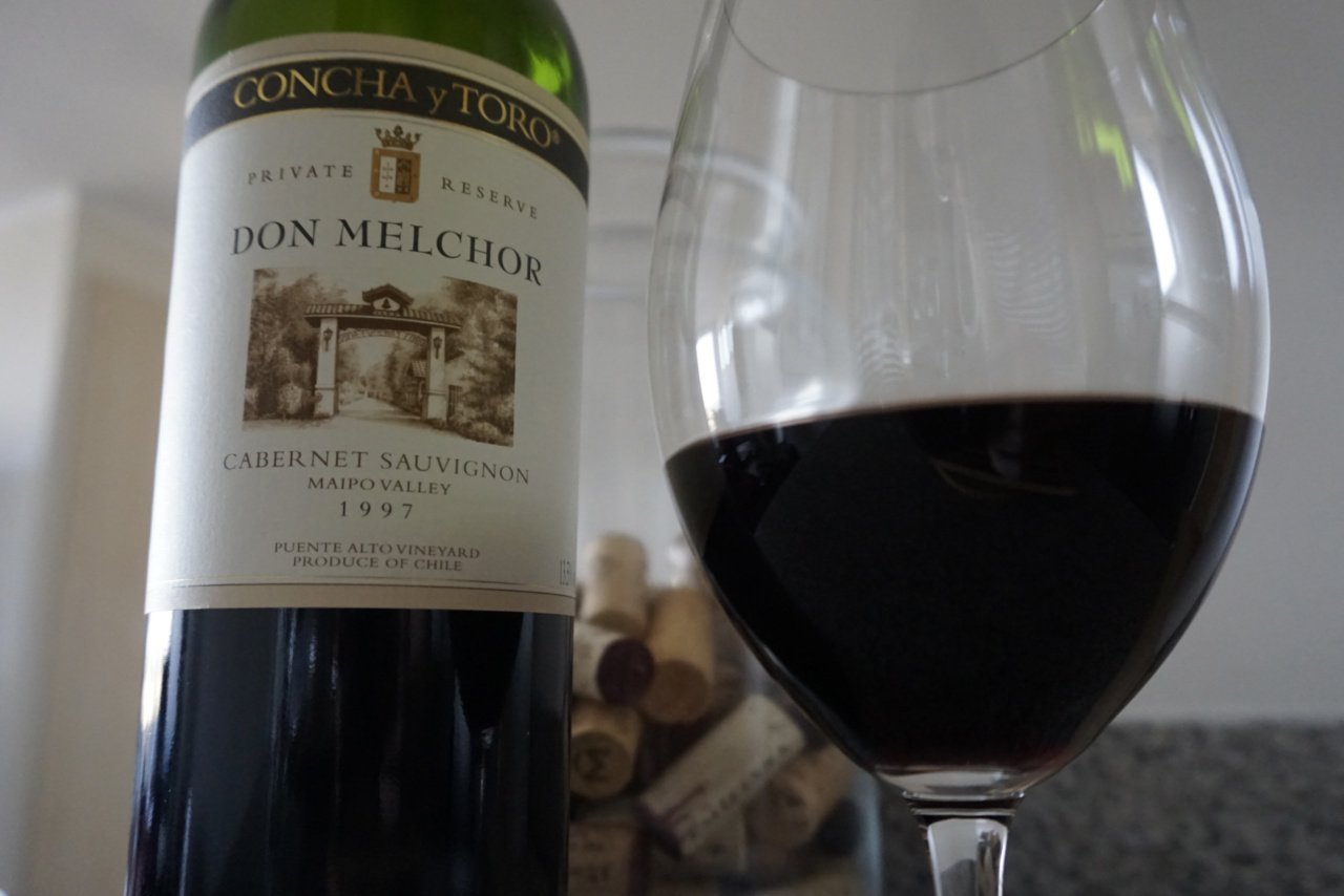 Don Melchor wine, Chile ©Experiencing the Globe