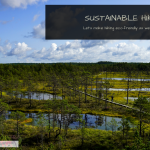You want to be a more sustainable hiker but you don't know where to start? Here you'll find the best sustainable hiking tips and a packing guide with all the essentials –everything you need to have an epic eco-friendly hiking experience! – Experiencing the Globe #Hiking #SustainableHiking #EcoFriendlyHiking #HikingPackingGuide #EthicalHiking #ResponsibleHiking