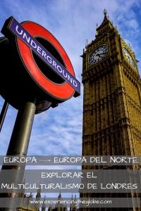 Explorar el multiculturalismo de Londres