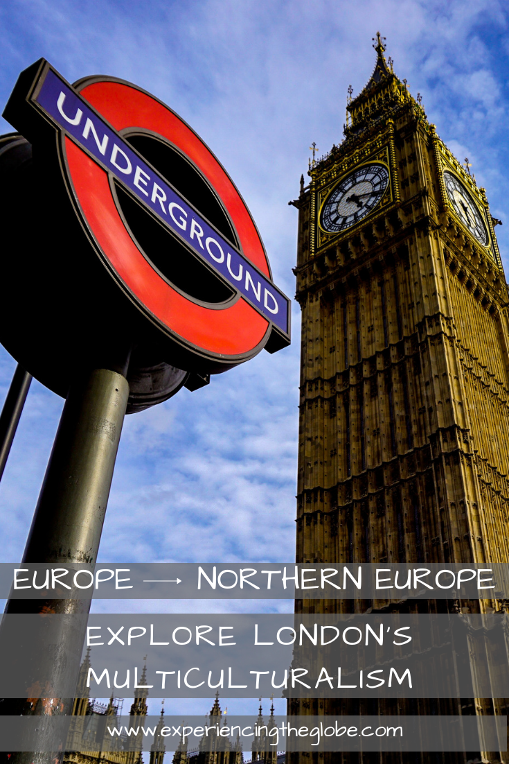 Explore London's multiculturalism