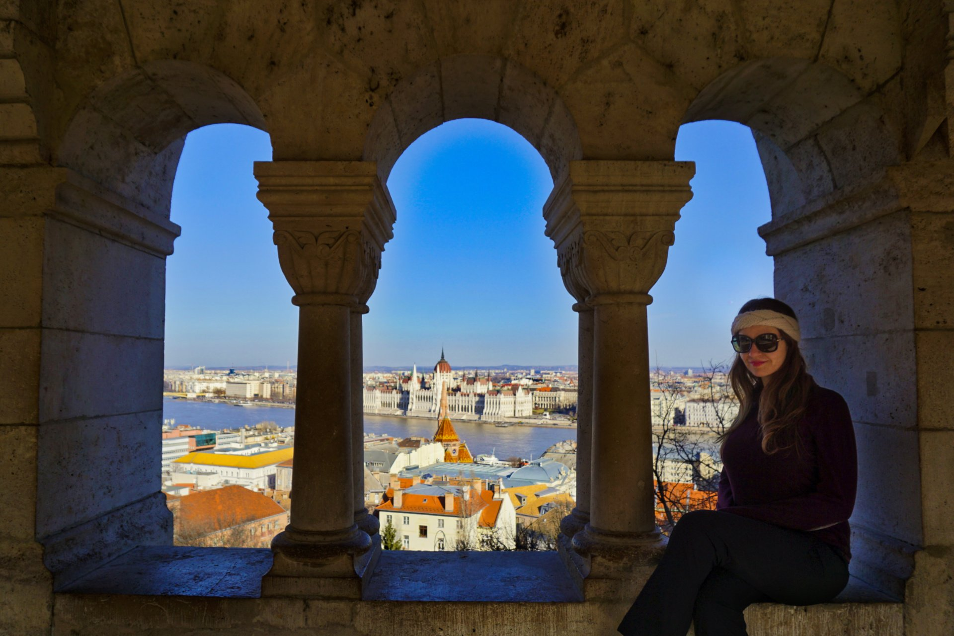Fisherman's Bastion, Budapest, Hungary - Experiencing the Globe