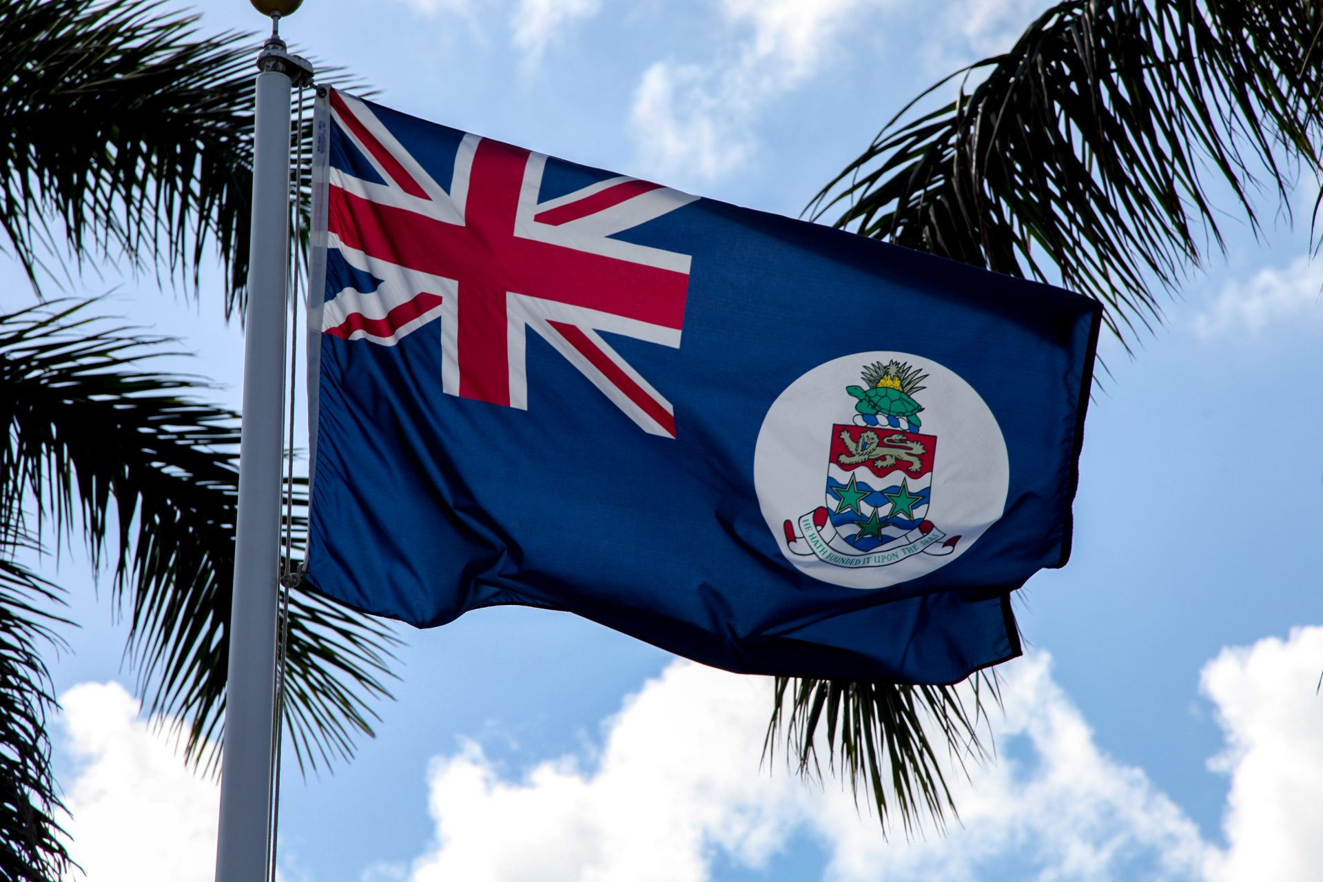 Flag Cayman Islands