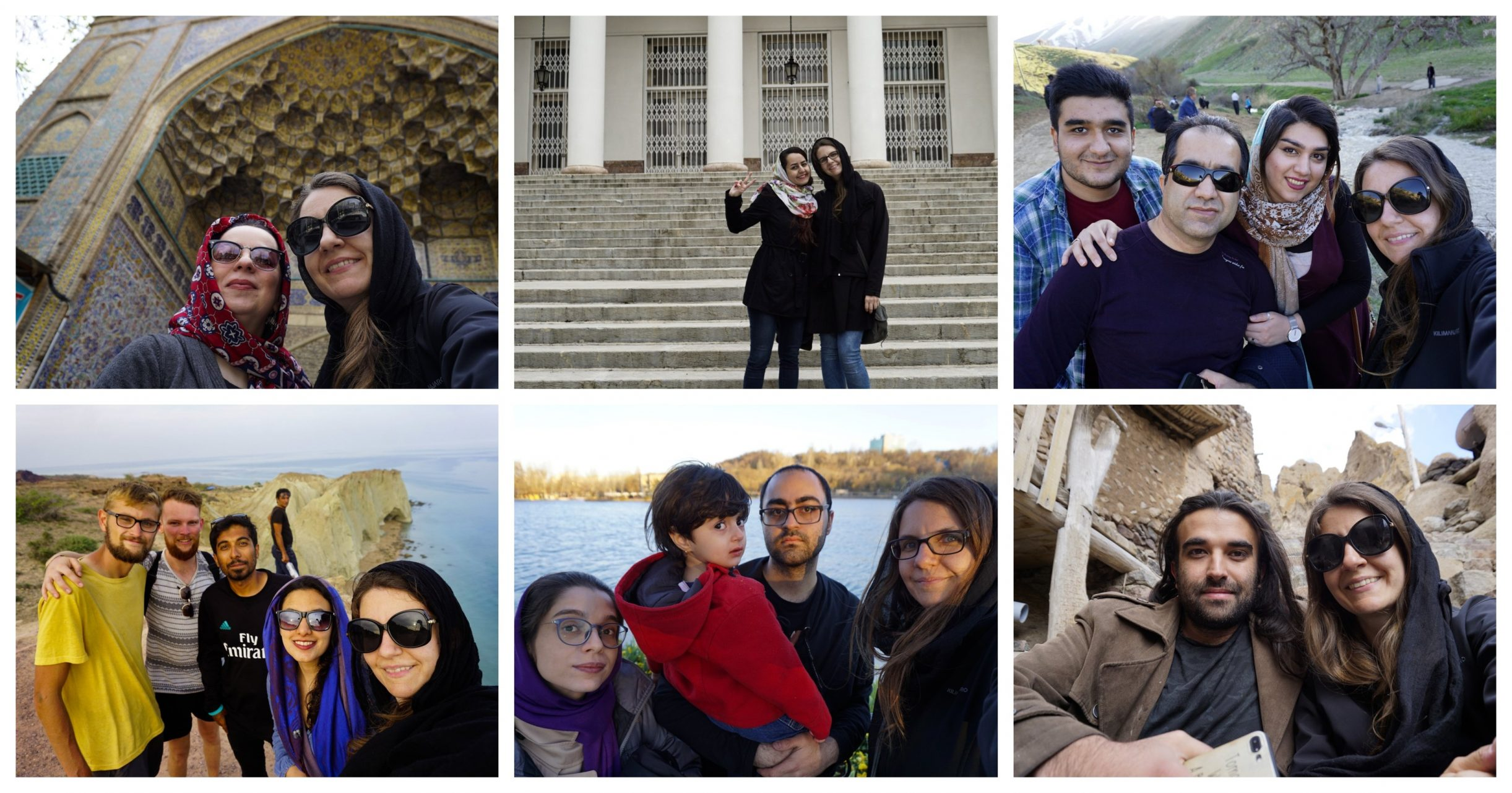 Friends in Iran – Experiencing the Globe