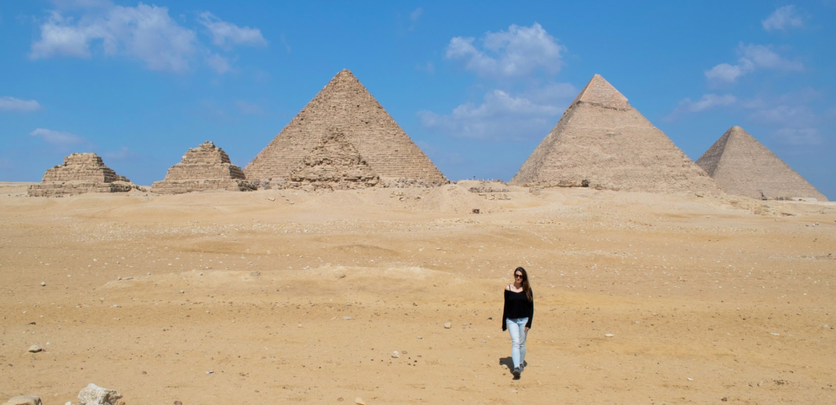 Giza, Egypt - Experiencing the Globe
